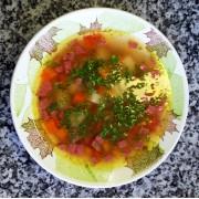 Суп «Шахтёрский»