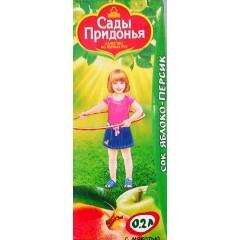 Сок персик