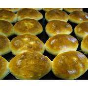 Пироги печёные с луком и яйцом