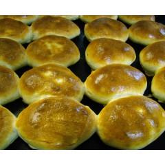 Пироги печёные с капустой